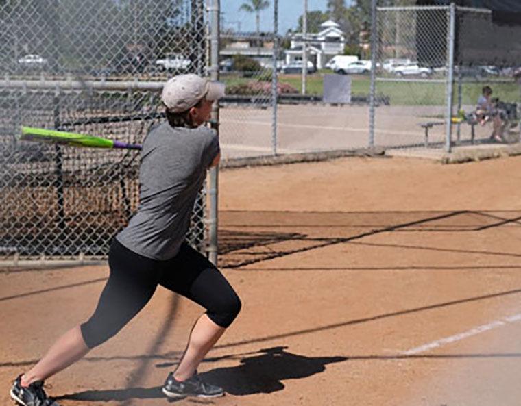 Co-ed Softball Summer League     - Coronado Eagle &