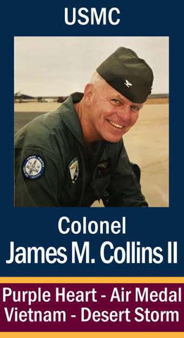 "Col. James ""Jim"" M. Collins II"