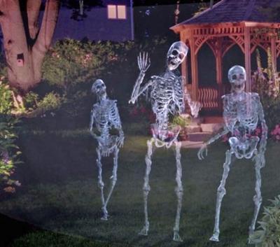 . Tech Thursday   AtmosFX  Digital decorations for Halloween   Opinion