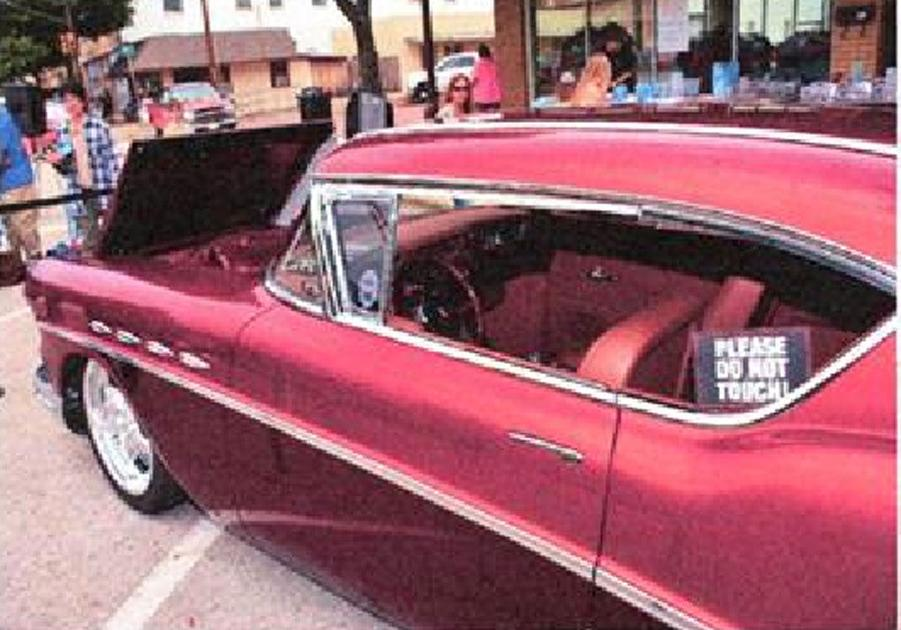 'Back the Blue' Car Show one week away