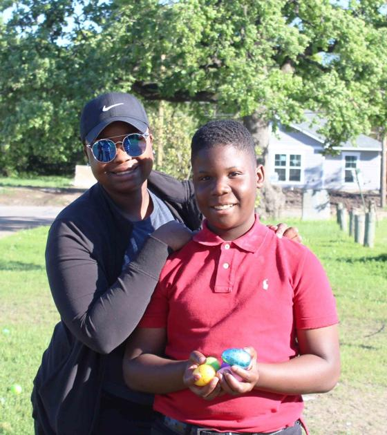 Boys and Girls Club hosts Easter egg hunt: Hopping into Easter