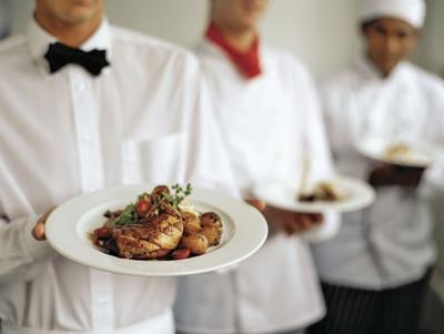 Waiter Photo
