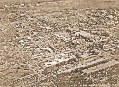 Frost tornado of 1930