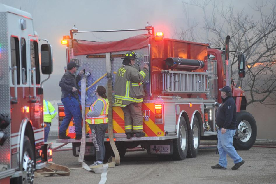 Update: House fire Friday in Kerens claims woman's life