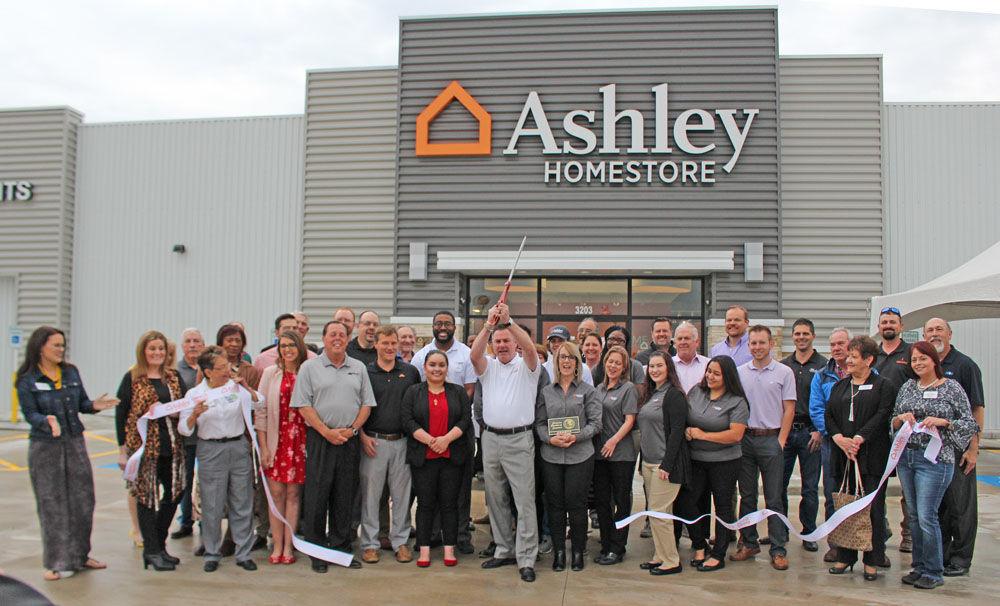 Photos Ashley Furniture Home Store Ribbon Cutting Celebration