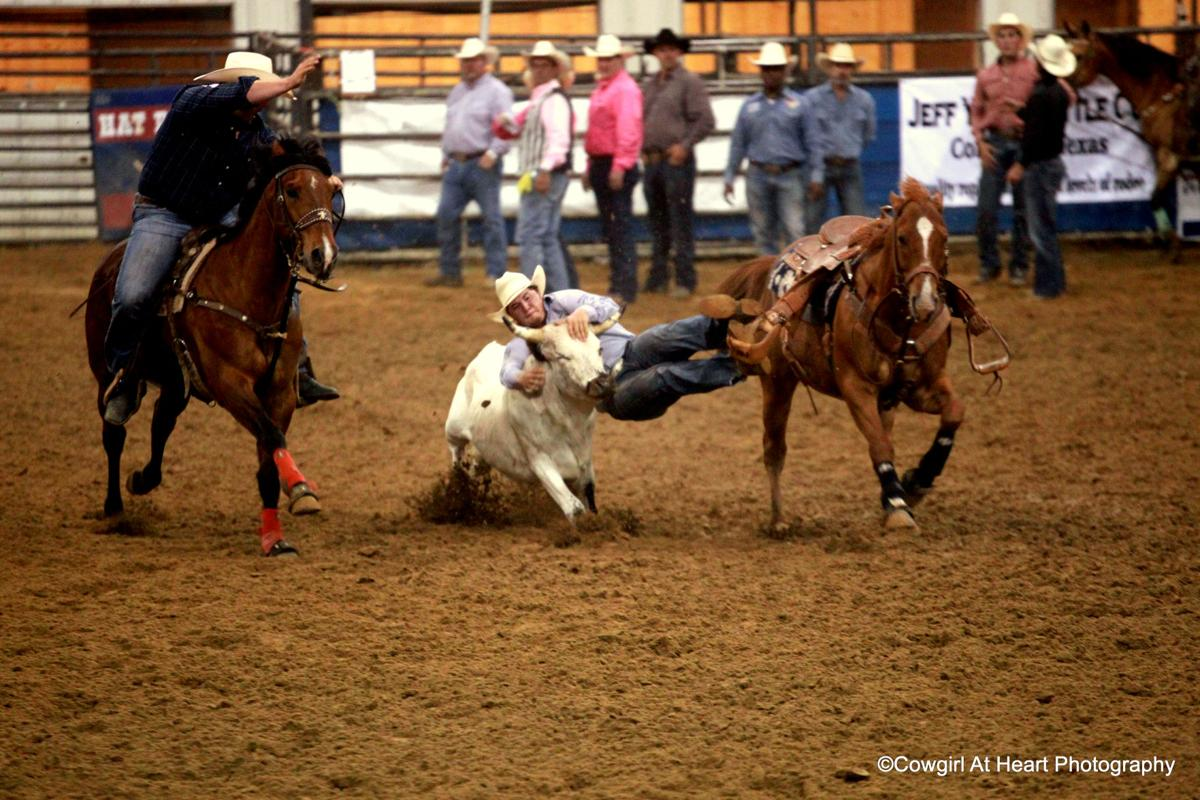Derrick Days Pro Rodeo Set For April 26 27 News