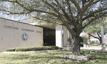 Corsicana Government Center