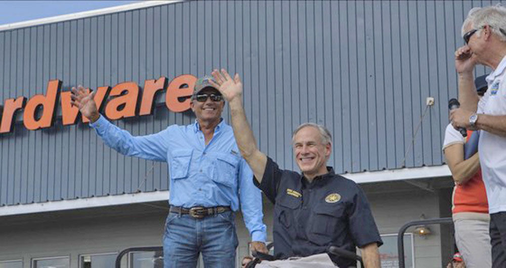 Governor abbott visits rockport with george strait to meet with governor abbott visits rockport with george strait to meet with texans impacted by hurricane harvey m4hsunfo Gallery