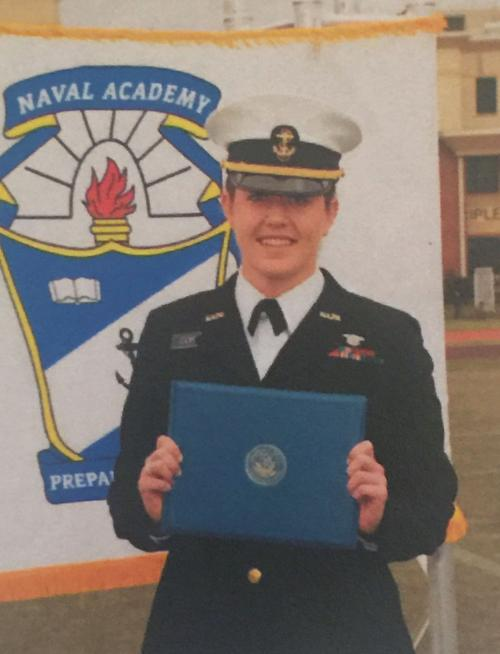 Local enters Naval Academy | News | corsicanadailysun com