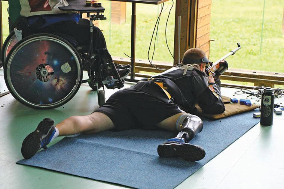 Passion never fails: Local man returns to Paralympics