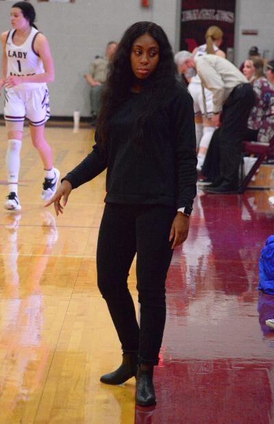 Rice coach Ki'Undrea Smith