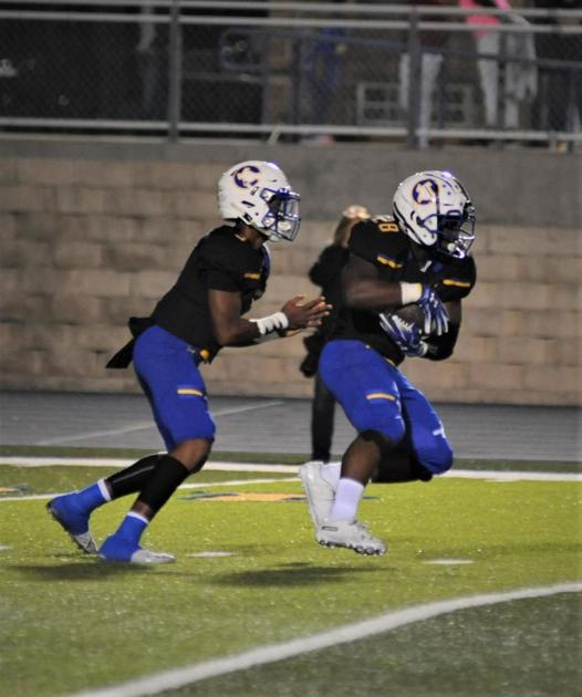 GC Football: Tigers bounce back from tough loss, bounce Sulphur Springs 41-14
