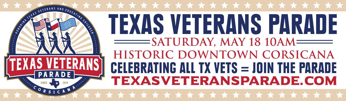 get cheap 43f57 9f6cf Parade to honor Texas Veterans May 18