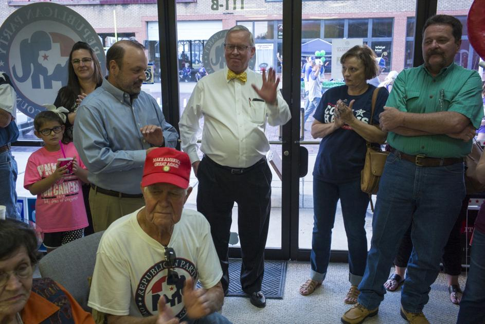 Republicans rally to get out the vote