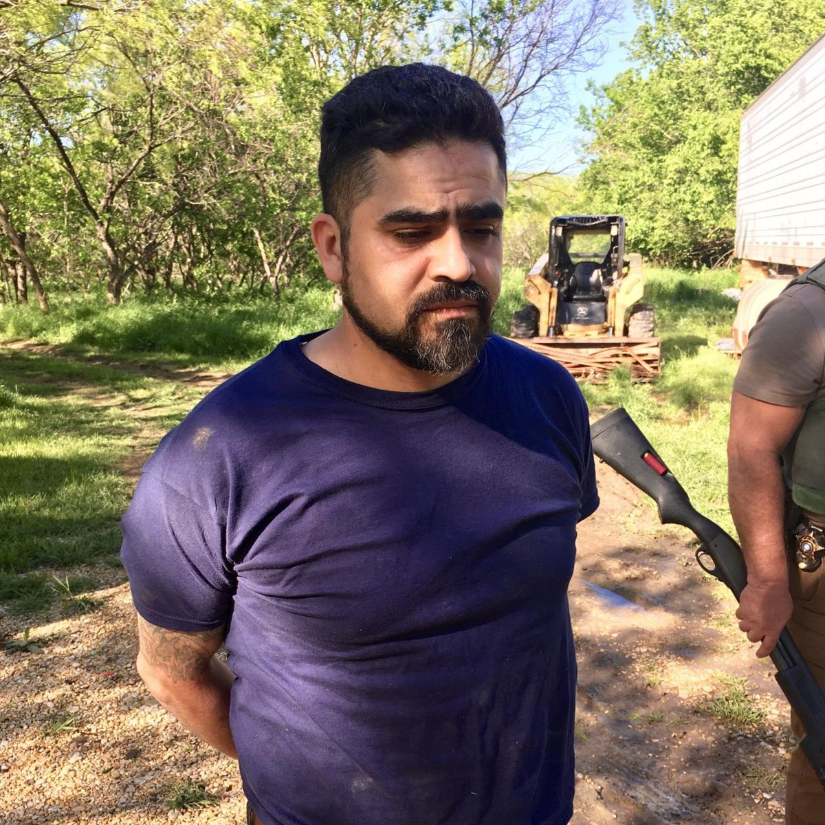 Ncso Arrests Violent Wanted Fugitive From San Antonio