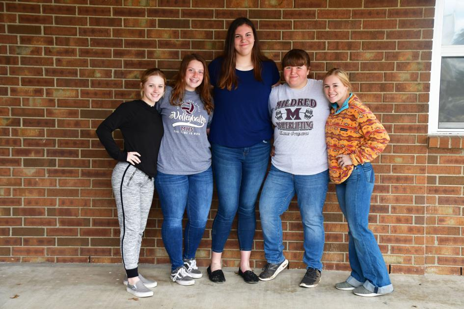 GC Powerlifting: Mildred girls qualify 5 for Regionals