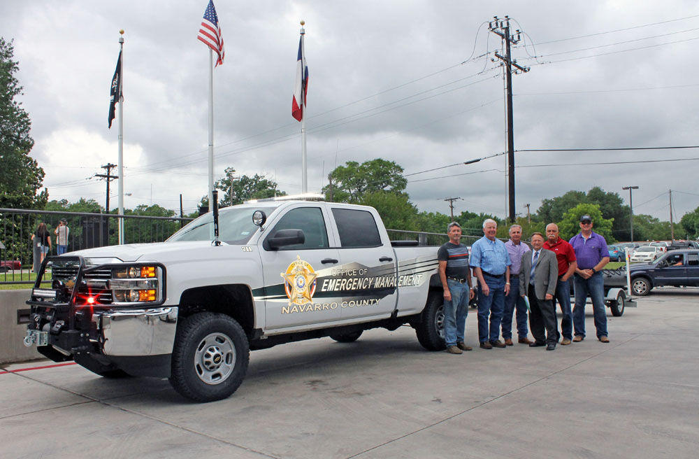 Office of Emergency Management puts life-saving truck in service ...