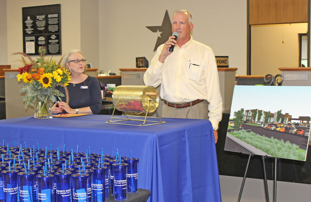 community national bank and trust of texas corsicana