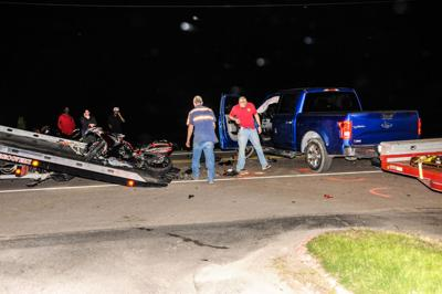 One killed in motorcycle/truck collision | News