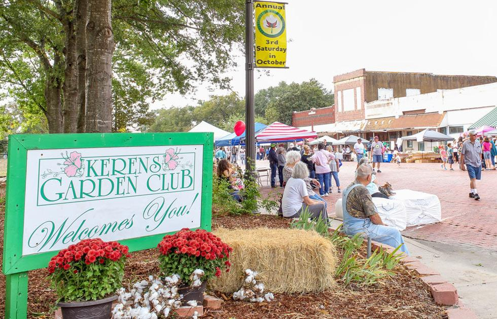 Time to harvest the cotton: Kerens' annual festival this weekend