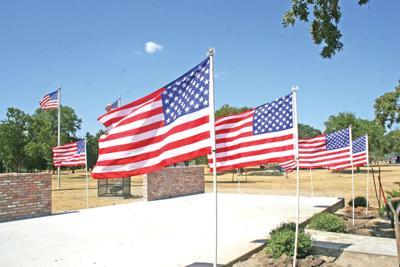 Freedom Flag Plaza