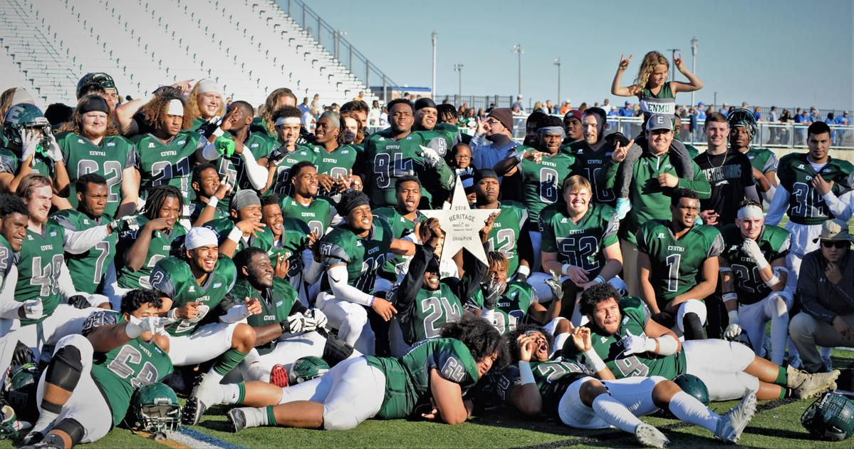 Eastern New Mexico wins Heritage Bowl 20-13