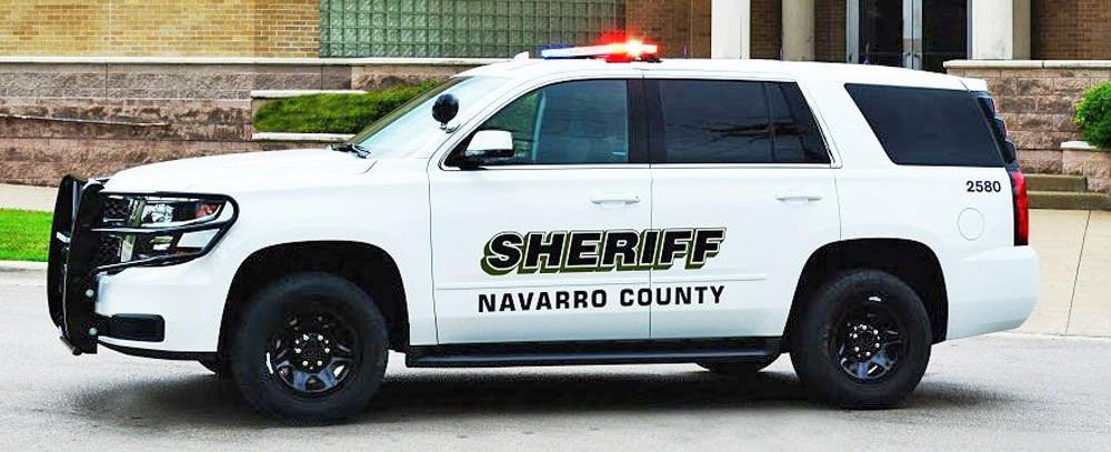 NCSO vehicle