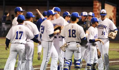 Gc Baseball Heating Up Tigers Bats Come Alive In 4 1 Run District Race