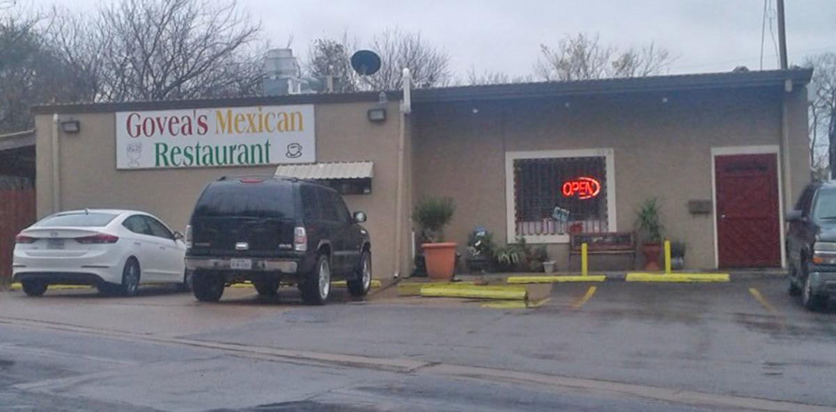 Health Department submits November reports:Govea's Mexican Restaurant under new management
