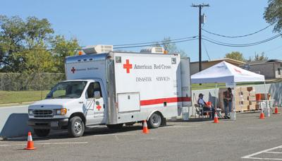 Red Cross Client Assistance Center open at Navarro Mall