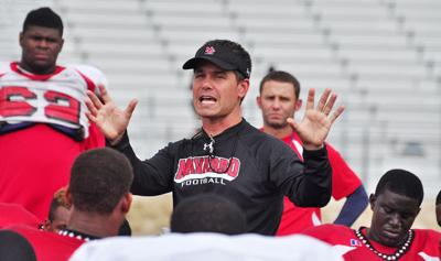 Navarro College Navarro Football Coach Brian Mayper Resigns