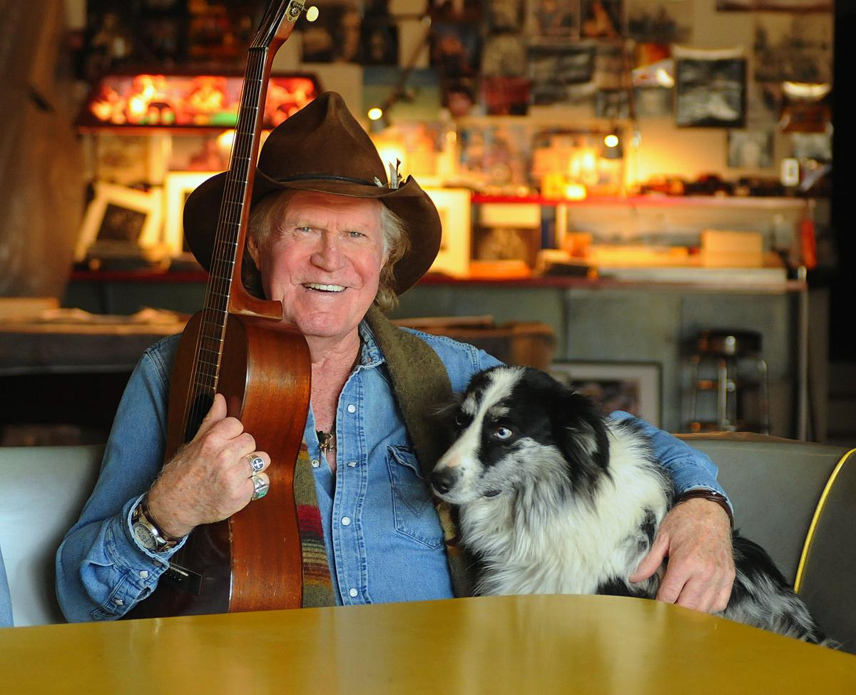 Billy Joe Shaver is coming to town