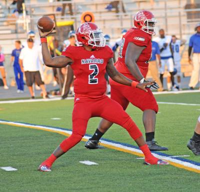 Navarro Football Bulldogs Have Big Second Half Run Away From Blinn