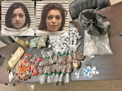 Corsicana Police arrest women for assorted drugs, weapon | News