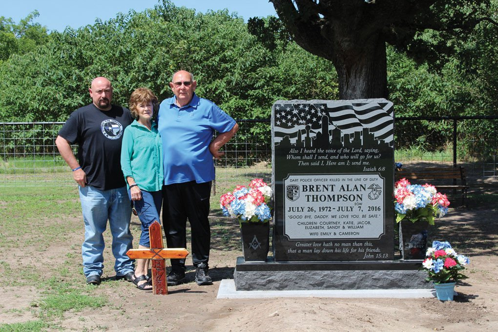 7-7-17 Thompsons with headstone.jpg