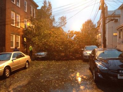 Hurricane Sandy storm photo 22