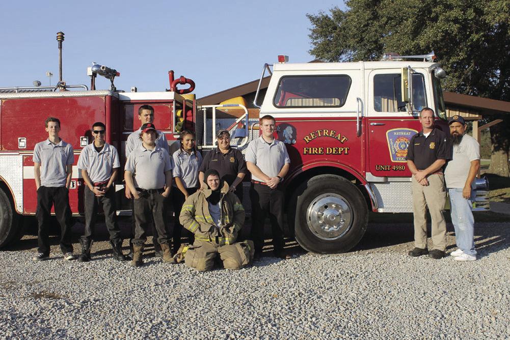 Retreat VFD starts Fire Explorers program to involve youth