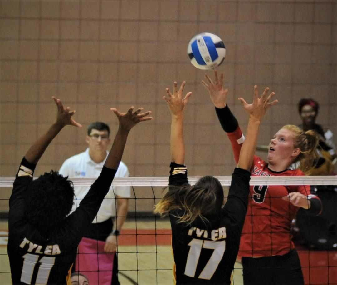 Njcaa Volleyball Navarro Hopes To Win National Title Sports Corsicanadailysun Com