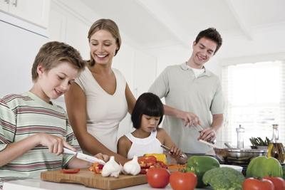Family meal.TIF