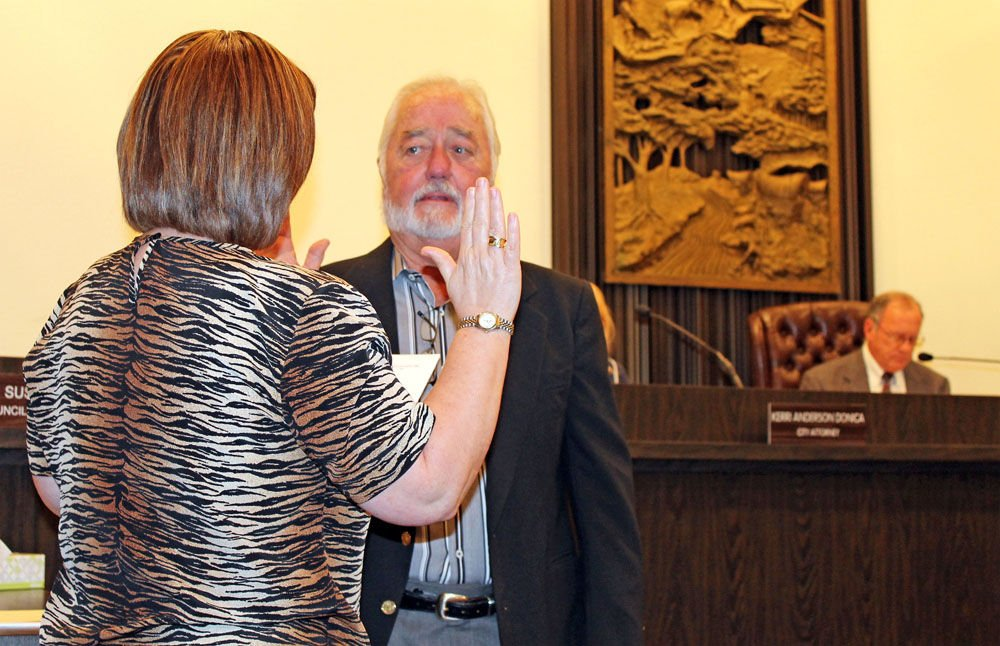 Corsicana City Council Approves Appointment Of Watkins To Pct 4
