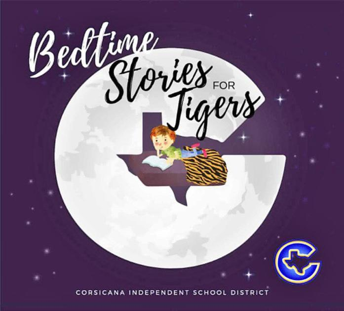 CISD features Bedtime Stories for Tigers