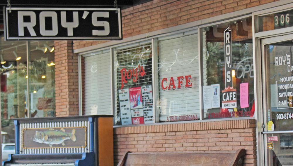 Roy S Cafe Corsicana Tx