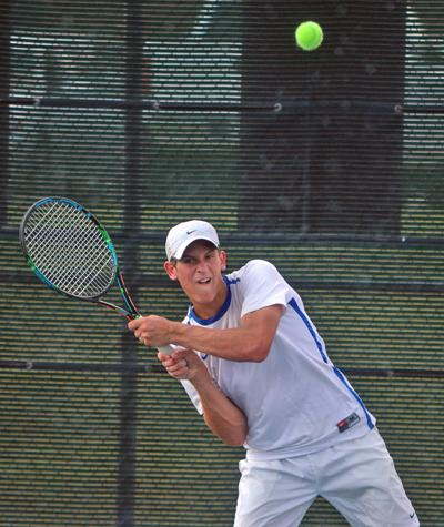 GC Tennis: Tigers storm past Whitehouse, stay perfect in district