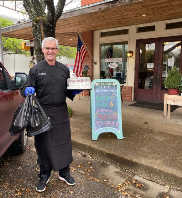 Curbside Corsicana Spotlight: Across the Street offers dining options