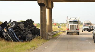 Crash kills woman Saturday on I-45   News