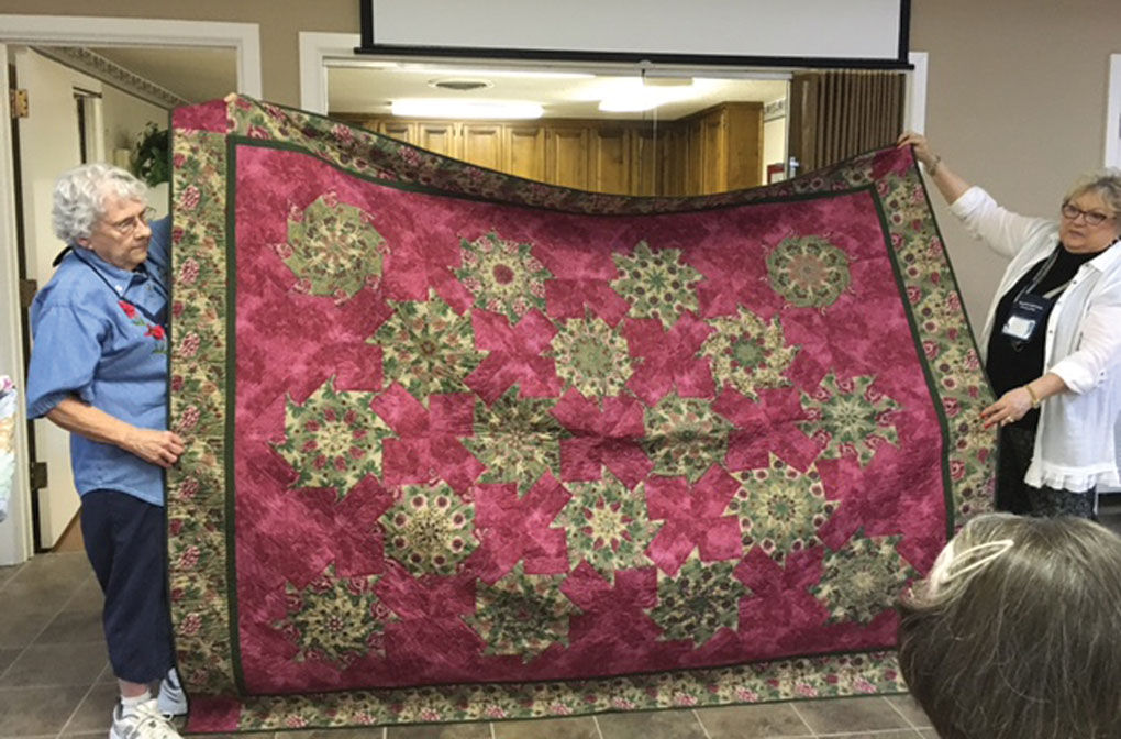 Piecemakers Quilt Guild Holds Annual Show News