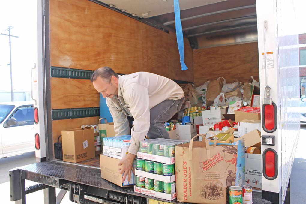 Navarro County Food Pantry Ministry