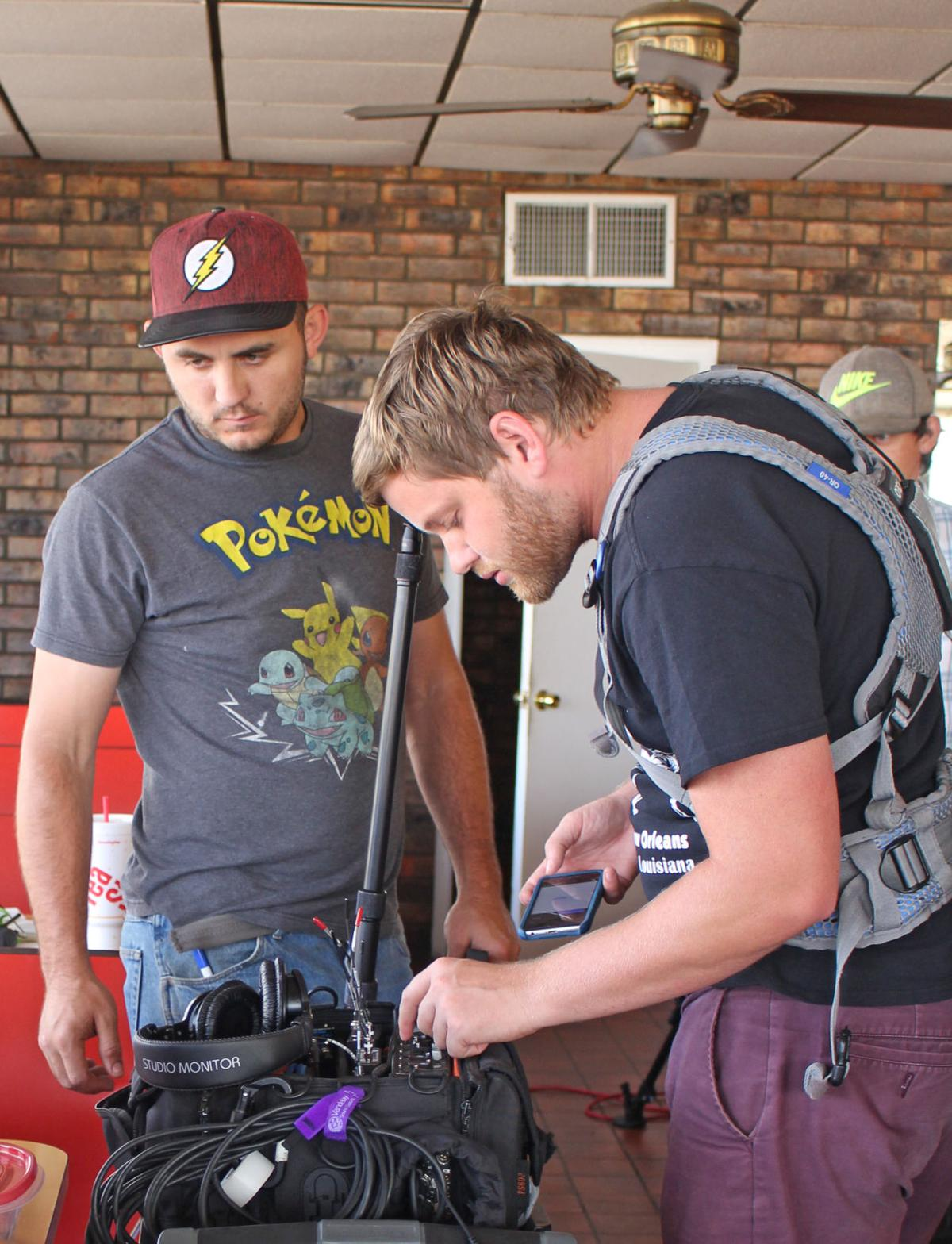 Lights, camera, action: Local movie filmed in Navarro County   News