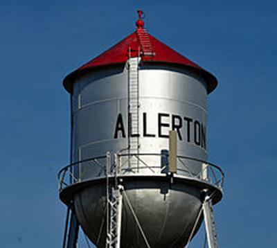City of Allerton