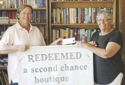 Redeemed gives back to community